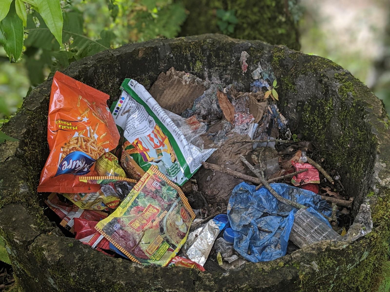 Sundarijal Cleanup Campaign1  Album image Doko Recyclers