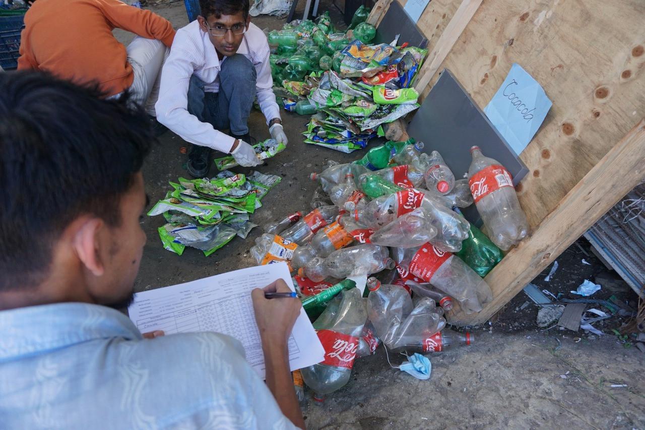 Sundarijal Cleanup Campaign4  Album image Doko Recyclers