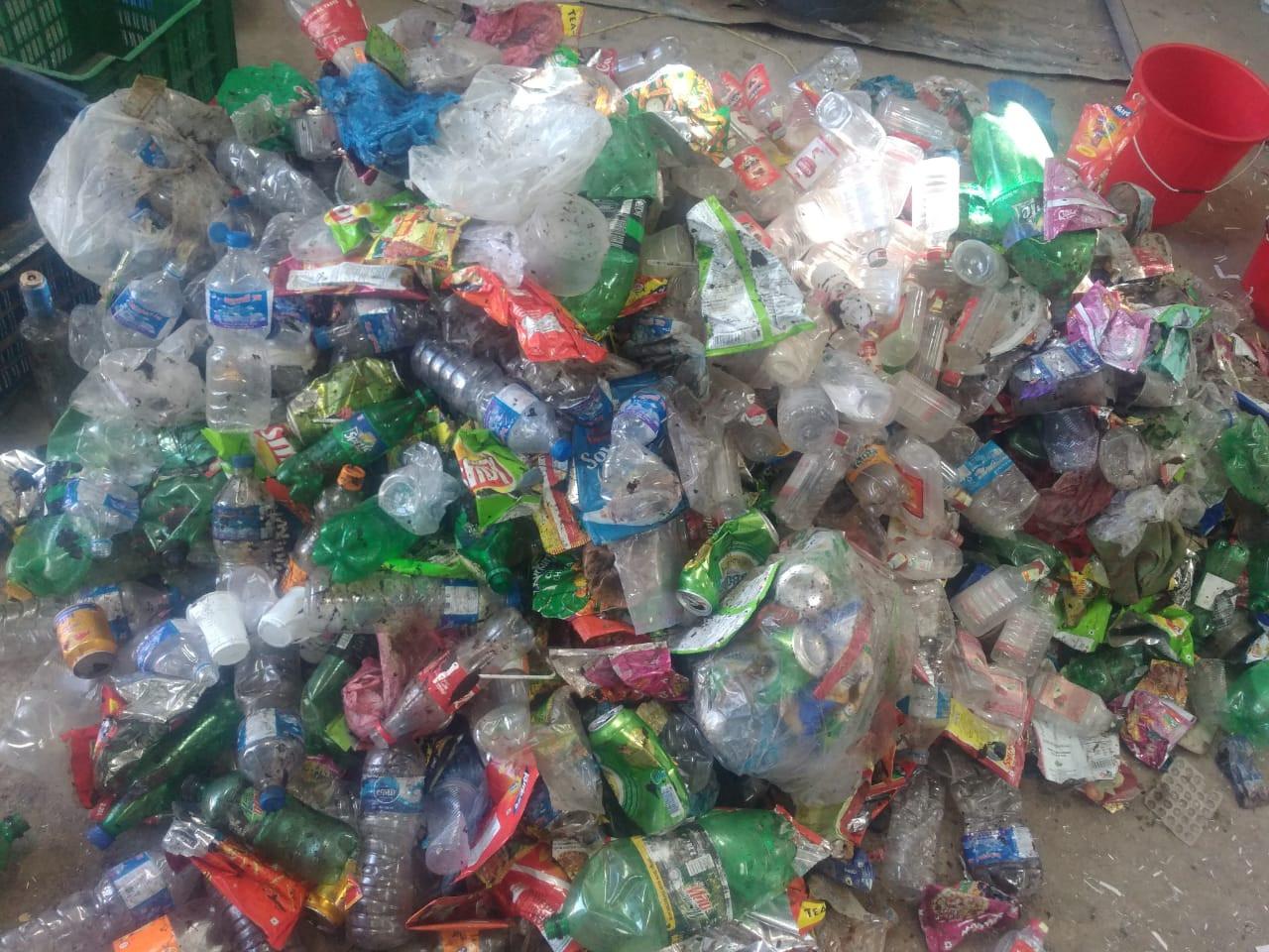 Sundarijal Cleanup Campaign5  Album image Doko Recyclers