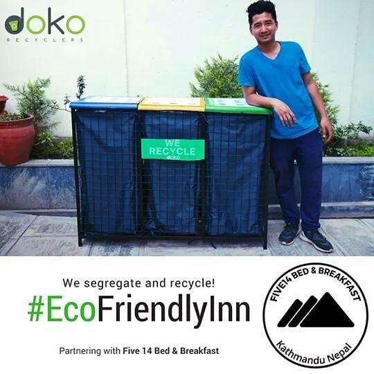 Happy Hospitality1  Album image Doko Recyclers